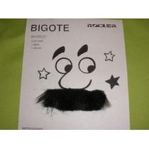 Bigote Postizo Tango -adulto- Disfraz-fiestas-