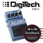 Digitech Xmcv Multichorus - Pedar Para Guitarra