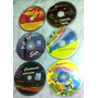 Lote De 40 Cds Varios - Sellos Importados - Estado Impecable