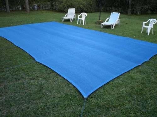 Cobertor multiuso impermea ojal env gratis for Cuanto sale hacer una pileta de material 2016