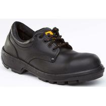 Zapato Ombu Modelo Prusiano Año 2014 Puntera Acero Nº39