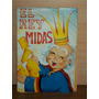El Rey Midas Troquelado Artes Gráficas Cobas 1980 España