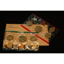 1979 Us Mint -12 Monedas - John F Kennedy Half Dollar