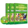 Enciclopedia Estudiantil De Biología Y Ciencia 3 Tomos + Cd