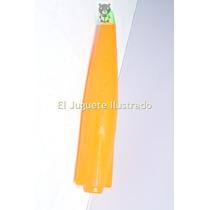 Pomo Nave Cohete Espacial Vanguard Plastico Inflado Juguete