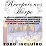 Salon De Fiestas Recepciones Herpo - De Zona Norte Lo Mejor