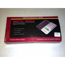 Balanza Digital Bolsillo De Presición De 0.1-500gr Quilmes