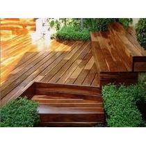Decks En Madera Dura De Guayubira Primera Calidad $ 490 M2
