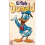 El Pato Donald Dibujos Animados Retro Vhs 1990