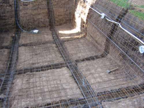 Construcci n de piscinas en hormig n desde for Construccion de piscinas de hormigon