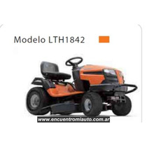 Tractor Cesped Husqvarna Lth1842 18hp Mafferetti