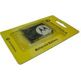 Bateria Nextel Motorola I897 Nueva Original En Blister Bk70