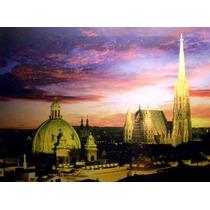 Rompecabezas Ravensburger De 1000 Piezas: Catedral En Viena