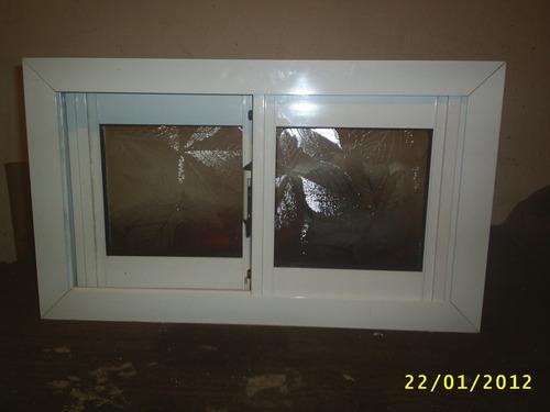 Ventana corrediza aluminio para ba o corredizas a for Medidas de ventanas de aluminio para bano