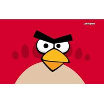 Angry Birds Gigantografias Y Vinilos Decorativos