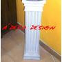Columna Cuadrada Pedestal Cemento 80 Dorico La Mejor Calidad