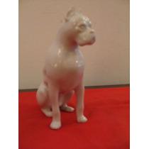 Porcelana Royal Dux, Perro Boxer