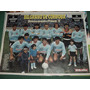 Poster Original Futbol Ascenso Primera Belgrano De Cordoba