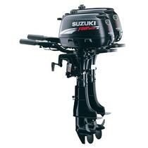Motores Fuera De Borda - Suzuki 6 Hp 4 Tiempos -