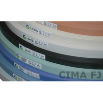 Herrajes Cima Fj - Canto Abs / Pvc Blanco 22x0,50 X 300mts
