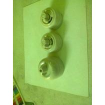 Antiguas Llaves De Porcelana