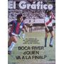 San Martin De Mendoza San Lorenzo / El Grafico 2775 De 1972