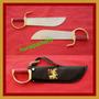 Cuchillos Mariposa (pequeñas Espadas Dobles)- Wushu- Kung Fu