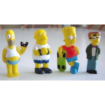 Lote Muñecos Los Simpsons De Chocolate Jack