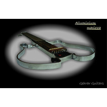 Guitarras Silent Gehrar Guitars Alluminium Macizza C/funda