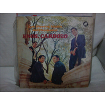 Long Play Disco Vinilo Hermanos Cardozo Idolos Del Chamame