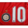 Estampado Nombre Numero Inter De Milan 2012/13 Todos