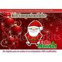 Mega Kit Imprimible Navidad Candy Bar Cotillon Tarjetas Deco