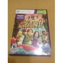 Kinect Adventures Xbox 360 - Original - En Caja - Impecable