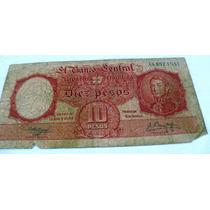 10 Pesos Moneda Nacional