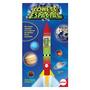 Cohete Espacial De Juguete Antex Papa Noel Navidad
