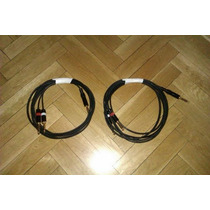 Cable Insencion Efectos Send/return 1.8 Mts