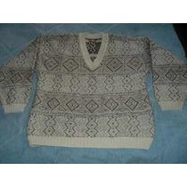 Espectacular Pullover Sweater Montecarlo Talle L
