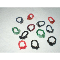 Souvenir 10 Anillos Piedras Semipreciosas Cristal Encantado