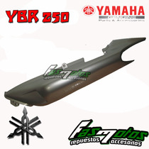 Colin Bajo Asiento Yamaha Ybr 250 Gris Original Fas Motos