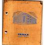 Antiguo Catalogo De Porductos Electricos Año 1950