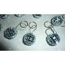 Llavero Bola Boliche Con Espejos 3 Cm X Menor