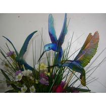 Pájaros , Mariposas , Bichitos En Porcelana Fría Adornos