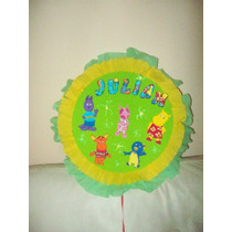 Piñata Doki,backyardigan,manny A La Obra