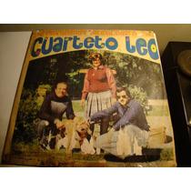 Cuarteto Leo Mi Vida Quiero Vivir Bailando Con Vinilo Lp