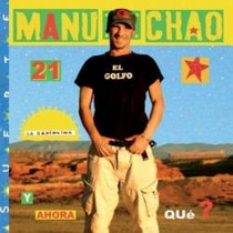 Manu Chao - La Radiolina - Disco Compacto Sellado