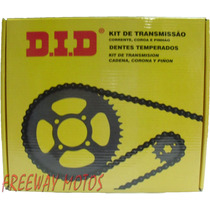 Kit Transmision Did Honda Titan Cg 150 En Freeway Motos!