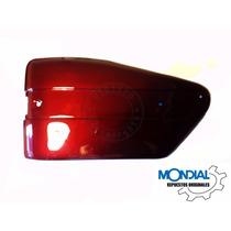 Cacha Lateral Izquierda Mondial Hd 250/254 Bordo Original