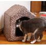Casita Cama Cucha Mascotas Gatos Perro Chico