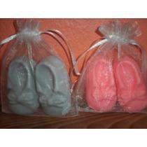 Souvenirs Jabones Infantiles Zapatitos