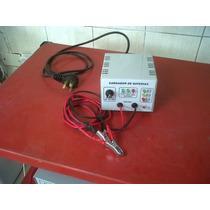 Cargador Profesional 12 Volt 2 Amp P/ Todo Tipo De Baterias